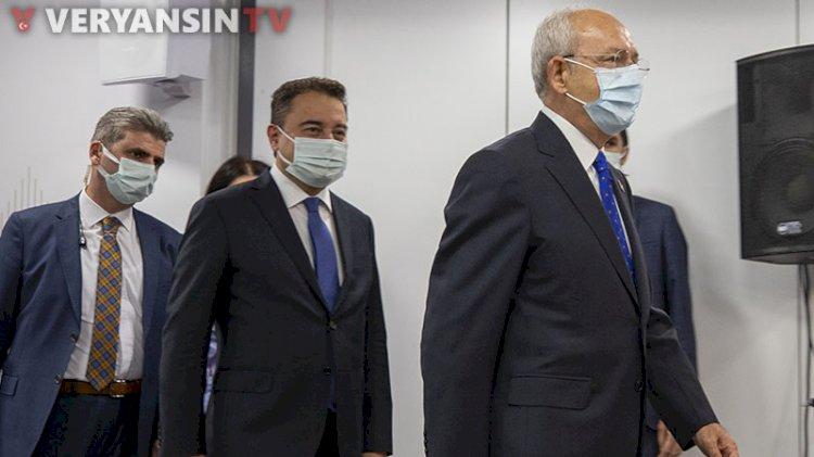 Kılıçdaroğlu-Babacan görüşmesinde alınan karar