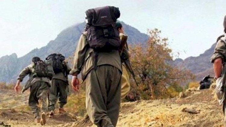 PKK'lı teröristler Ermenistan'a Irak'ın kuzeyinden gelmiş