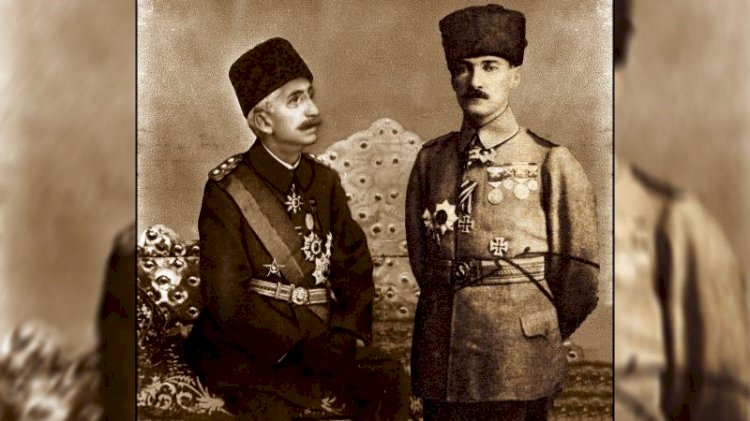 MEB'e göre Vahdettin, Atatürk'ü Samsun'a vatanı kurtarması için yollamış