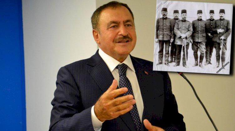 AKP'li Veysel Eroğlu, Atatürk'ün görev aldığı Harekat Ordusu'na 'çapulcu ordusu' dedi