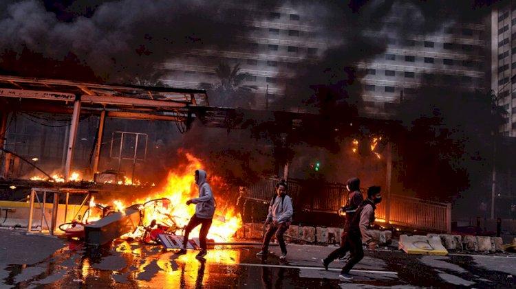 Endonezya'da liberal politikalara karşı isyan
