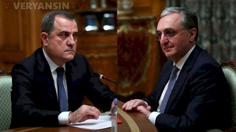 Ermenistan ve Azerbaycan dışişleri bakanları Moskova'da bir araya geldi