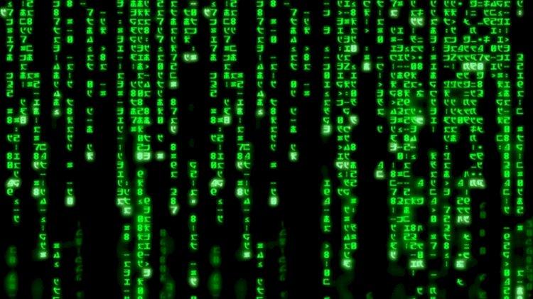 Matrix filminin kodlarının sırrı ortaya çıktı