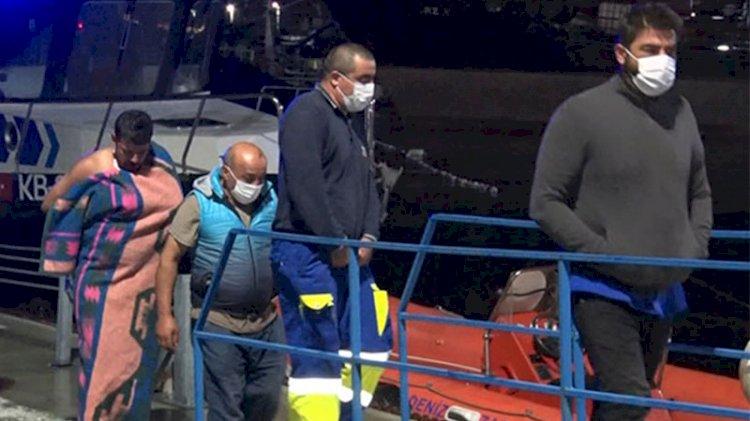 Balıkçı teknesi battı: 2 ölü