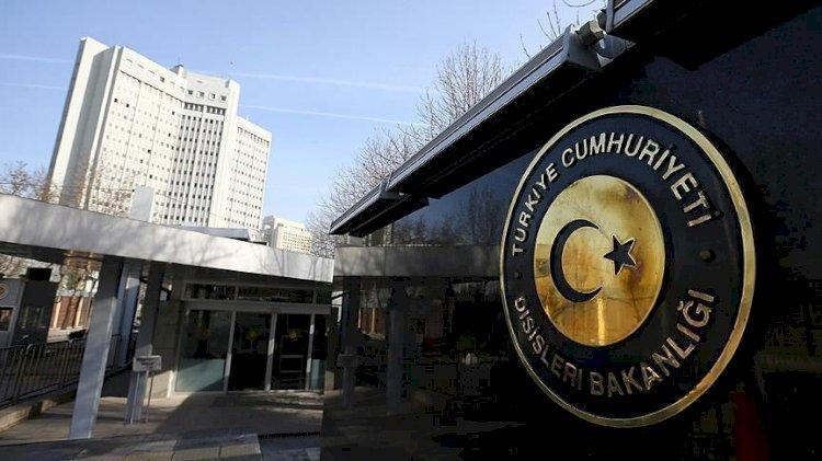 Türkiye'den Belçika Temsilciler Meclisi'nin Yukarı Karabağ kararına tepki