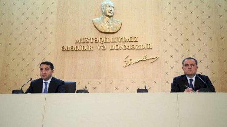 Azerbaycan'dan net tavır: Ateşkes demek barış demek değil!