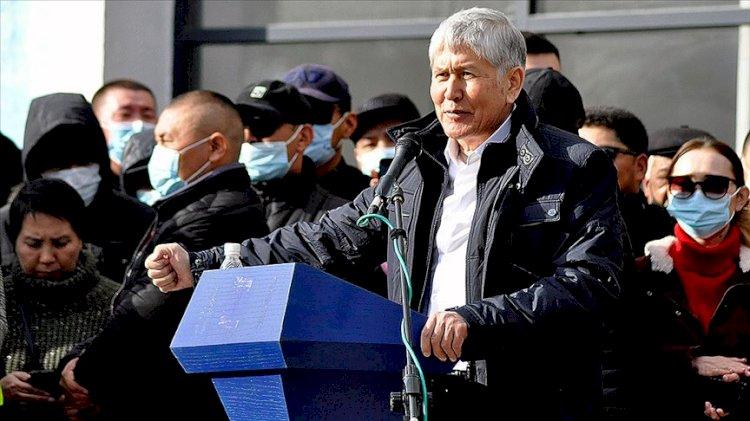 Kırgızistan'ın eski cumhurbaşkanı Atambayev yeniden tutuklandı