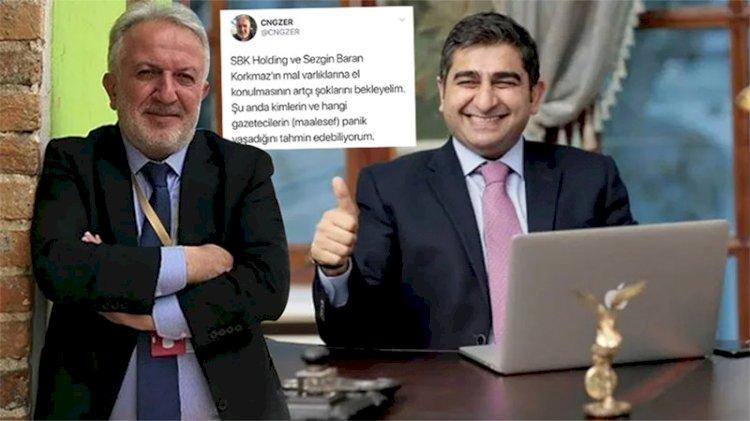 Medyada Sezgin Baran Korkmaz depremi mi? Cengiz Er'in kastettiği o gazeteciler kim?