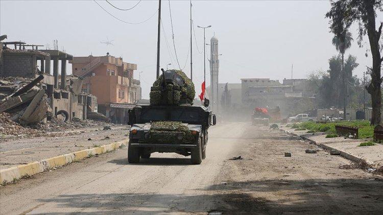Irak güvenlik güçleri Sincar'da: PKK çıkarılacak mı?