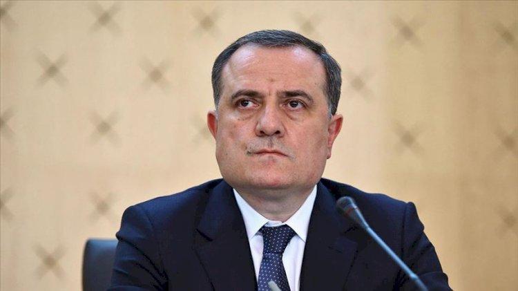 Azerbaycan Dışişleri Bakanı Bayramov, AGİT Minsk Grubu ile Ermenistan'ın ateşkes ihlallerini görüştü