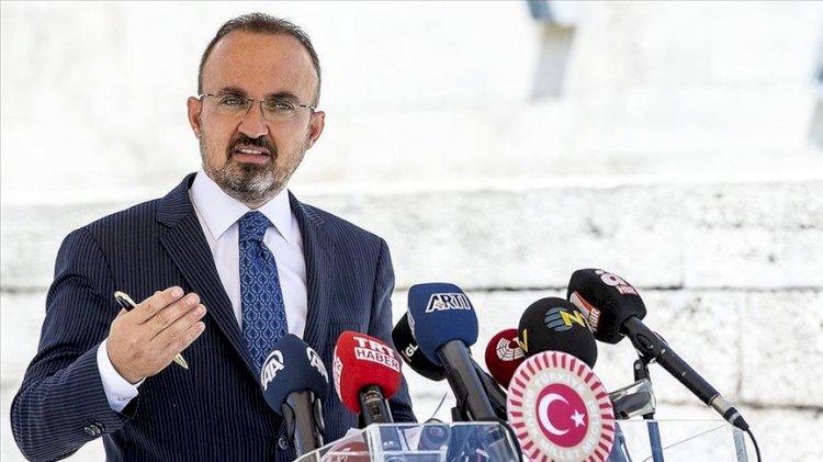 AKP'den 'yeni partiler' açıklaması: Vagon oldular