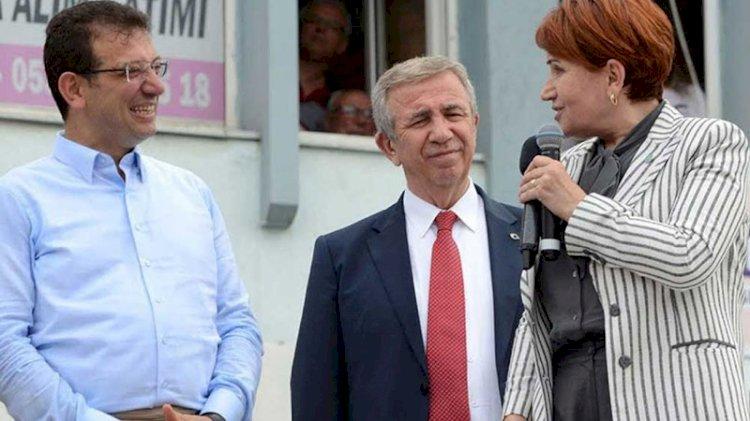 Muhalefetin Cumhurbaşkanı adayı kim olacak? 'Akşener fırsatı elinin tersiyle neden itti? '