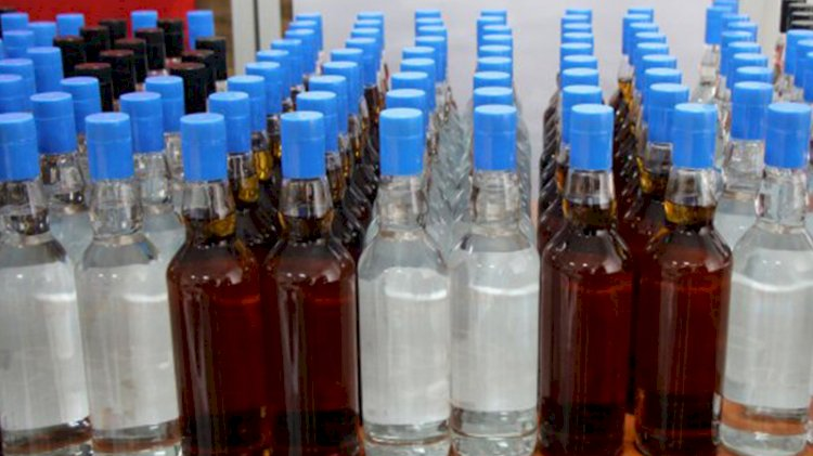 Sahte içki kullanımında ölü sayısı 44'e yükseldi!