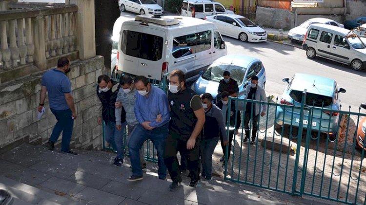 Yüklü miktarda parayla yakalanan FETÖ şüphelilerinden 11'i tutuklandı