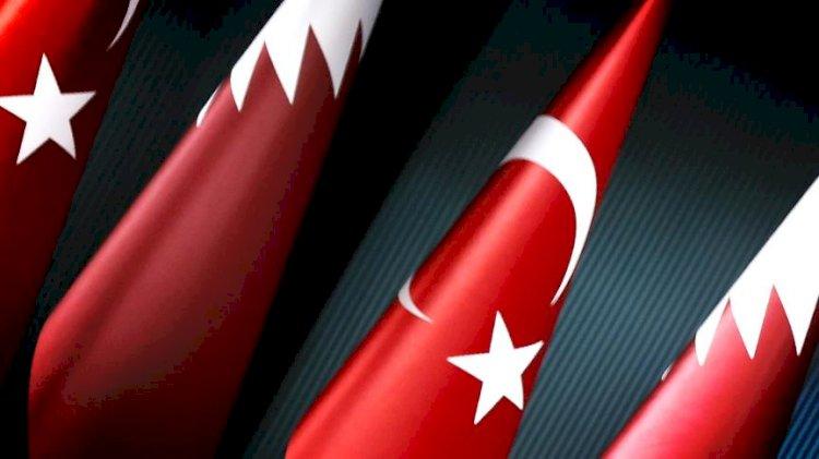 Katar'dan Ankara'ya sürpriz ziyaret: Karargahta görüştüler
