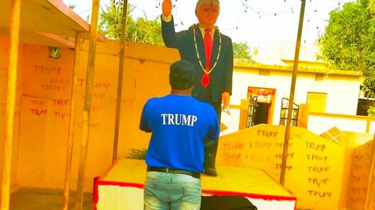 Trump'a tapan Hintli kalp krizinden öldü