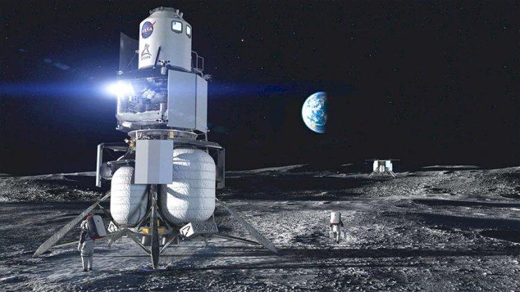 ABD'de Ay'a iniş için deneme uçuşu gerçekleştirdi
