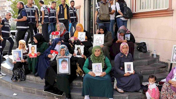 Diyarbakır anneleri evlatlarını istiyor: 'Çocuğumu alana kadar eylemimi bırakmam'