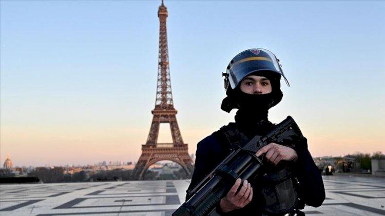 Fransa'da sokağa çıkma kısıtlaması ilan edildi