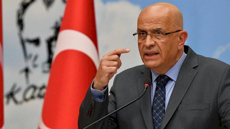 CHP'den Enis Berberoğlu kararı