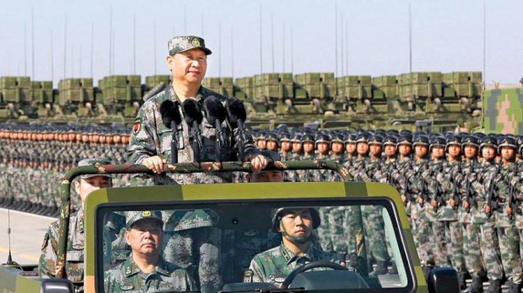Çin'den ABD'ye 'savaşa hazırlıklıyız' mesajı