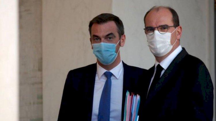 Fransa'da korona krizi... Sağlık Bakanı'nın evine polis baskını
