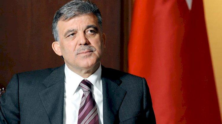 Abdullah Gül'den AYM açıklamaları: Militan bir laik anlayışından özgürlükçü anlayışa...