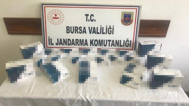 Kovid-19 test kiti sattıkları iddia edilen 4 kişi yakalandı