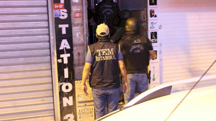 İstanbul'da IŞİD'e gece baskını