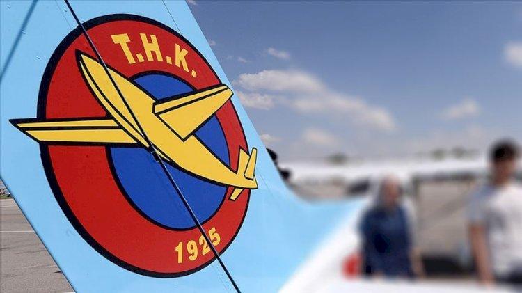 THK 14 uçağını satışa çıkardı!