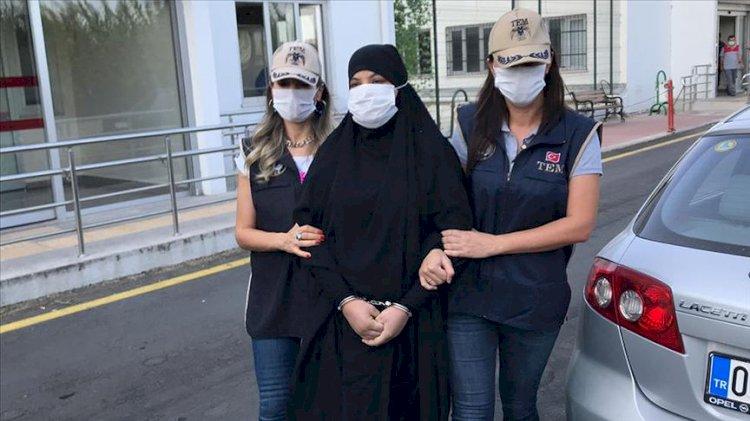 Kırmızı bültenle aranan IŞİD'li yakalandı