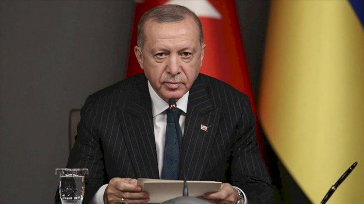 Erdoğan'dan 'Kırım'ın ilhakını tanımayacağız' mesajı