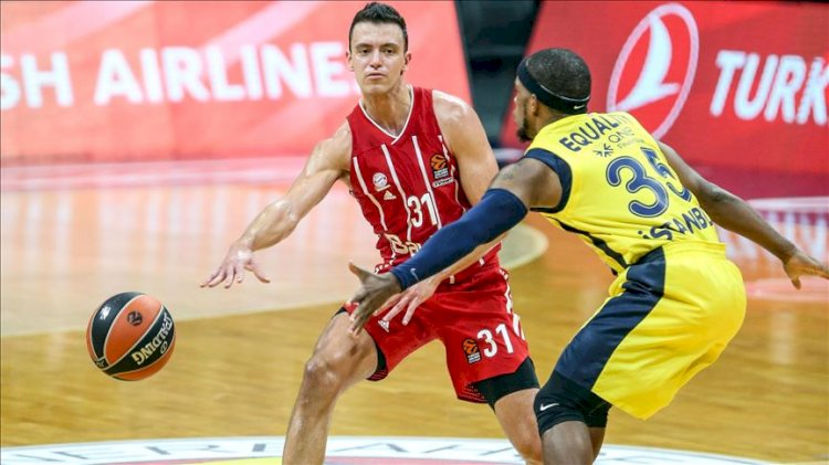 Fenerbahçe Beko, fark attığı maçta Bayern'e yenildi