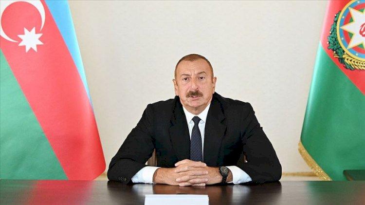 Azerbaycan Cumhurbaşkanı Aliyev: Fuzuli kenti işgalden kurtarıldı