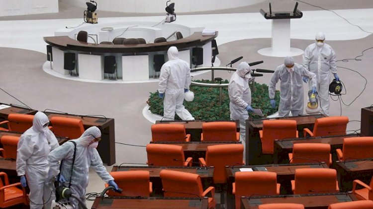 'Bir milletvekili tam 45 kez koronavirüs testi yaptırmış'