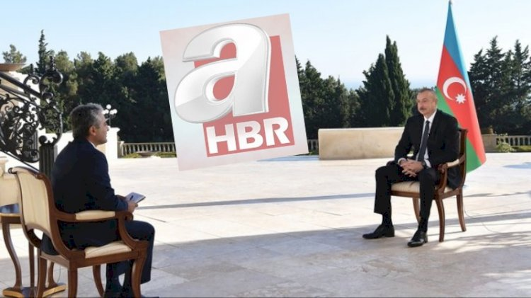 Aliyev, A Haber'i ters köşe yaptı