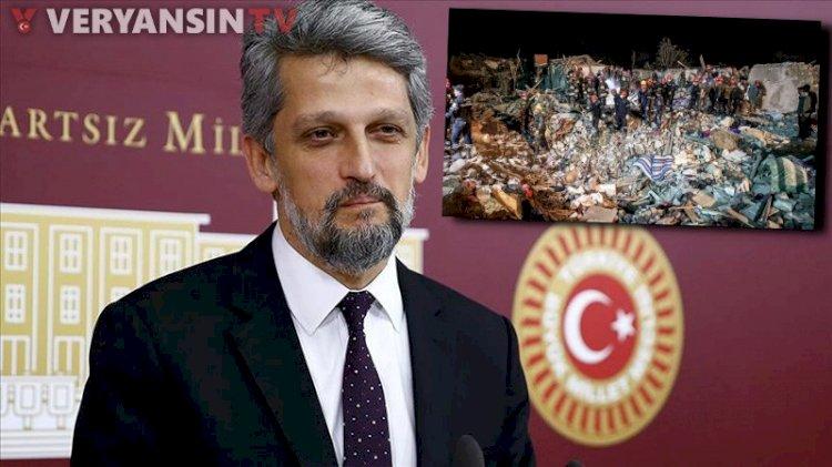 HDP'li Garo Paylan'dan utanmaz yalan!