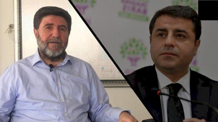HDP içinde tartışma büyüyor... 'Demirtaş zorla istifa ettirildi'