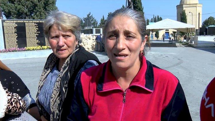 Gence'deki halk: Ermenilerin güçleri Azerbaycan ordusuna yetmiyor, bize yetiyor