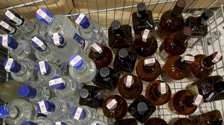 Sahte içkide can kaybı 58'e yükseldi