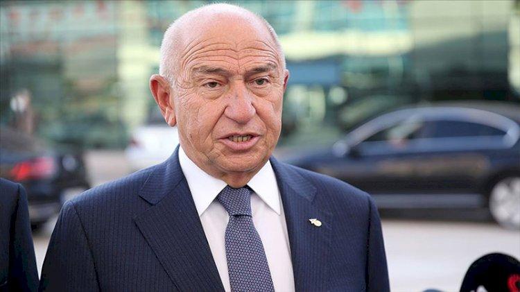 TFF Başkanı Özdemir: Kulüpler seyirci kapasitesinin belli oranda kullanılmasını istiyor