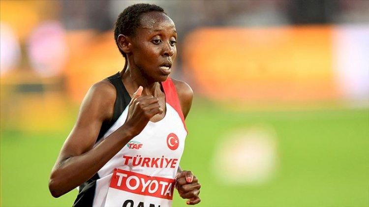 Milli atlet Yasemin Can'dan Dünya Yarı Maraton Şampiyonası'nda Türkiye rekoru
