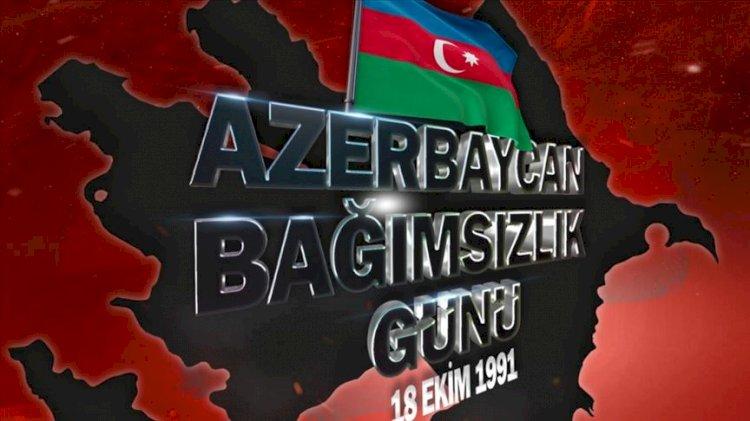 Azerbaycan'da bağımsızlığın yıldönümü kutlanıyor