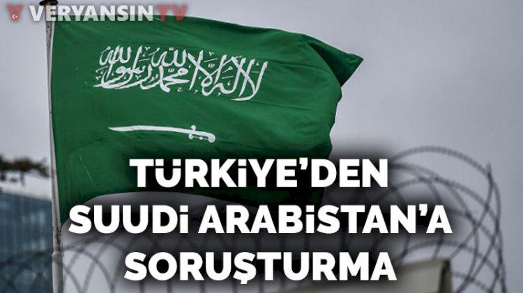 Türkiye'den Suudi Arabistan'a damping soruşturması