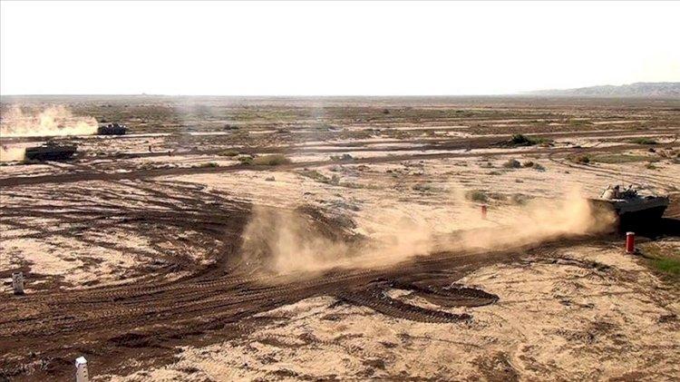 Azerbaycan ilerliyor: Cebrail'e bağlı 13 köy daha işgalden kurtarıldı