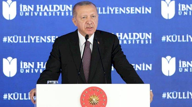 Erdoğan'dan 'medya' eleştirisi: Bizim sesimizi ve nefesimizi yansıtmıyor
