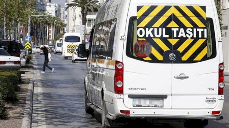 EGM: 159 okul servis aracı, trafikten menedildi