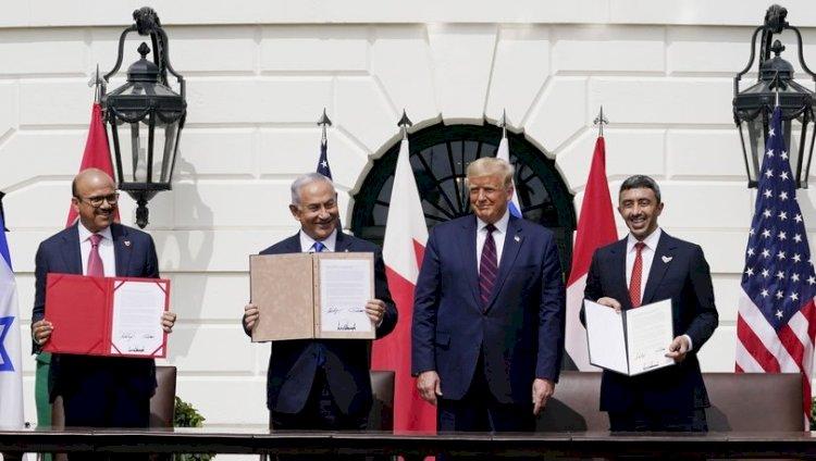 BAE-İsrail normalleşme anlaşması onaylandı: İki bakan Tel Aviv'e gidiyor