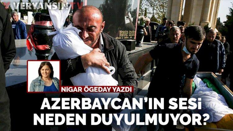 Azerbaycan'ın sesi dünyada neden duyulmuyor?