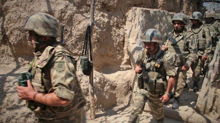 Azerbaycan ilerliyor: Zengilan kenti de işgalden kurtarıldı